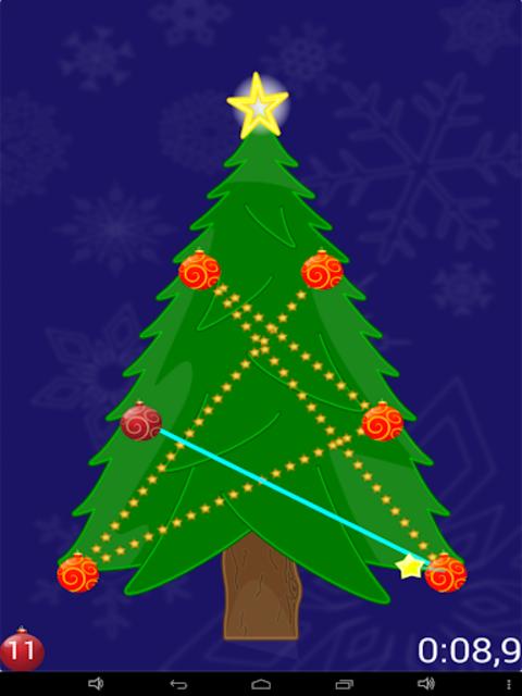 Christmas Tree puzzle screenshot 6