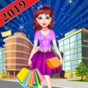 Icon for Shopping Girl – Makeup Games for Girls