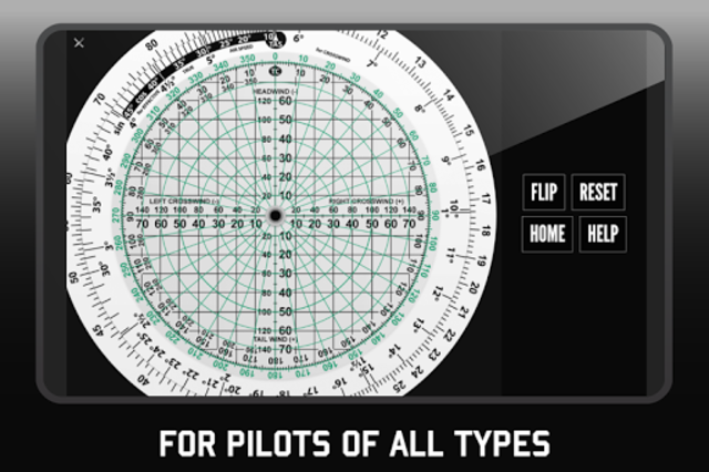 Jeppesen CR Flight Computer screenshot 11