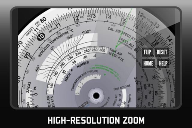Jeppesen CR Flight Computer screenshot 12
