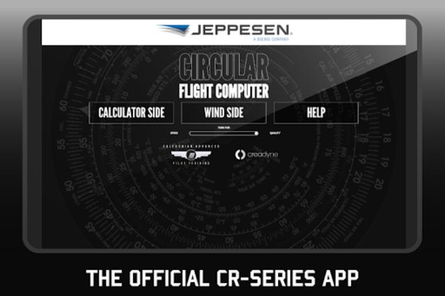 Jeppesen CR Flight Computer screenshot 17