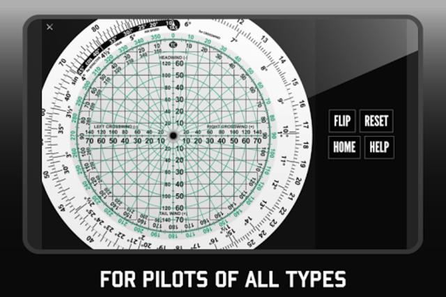 Jeppesen CR Flight Computer screenshot 19