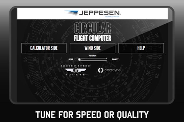 Jeppesen CR Flight Computer screenshot 24
