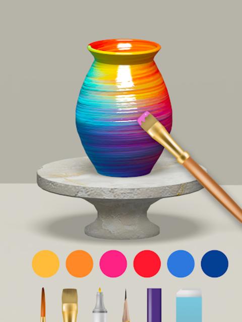 Pottery Master– Relaxing Ceramic Art screenshot 11