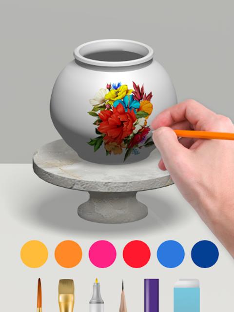 Pottery Master– Relaxing Ceramic Art screenshot 13
