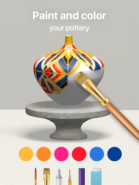 Pottery Master– Relaxing Ceramic Art screenshot 16