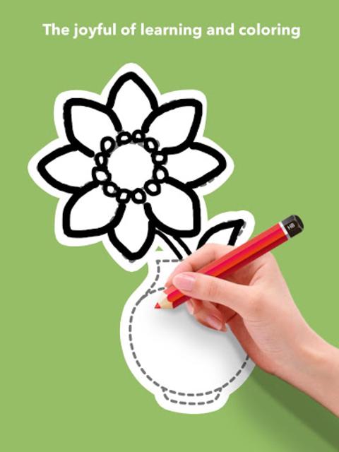 How To Draw Flowers screenshot 20