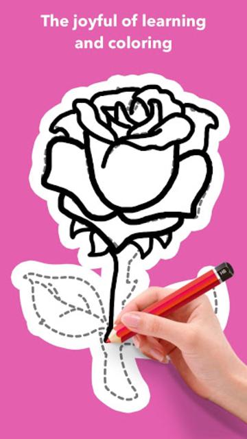 How To Draw Flowers screenshot 5