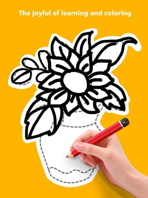 How To Draw Flowers screenshot 22