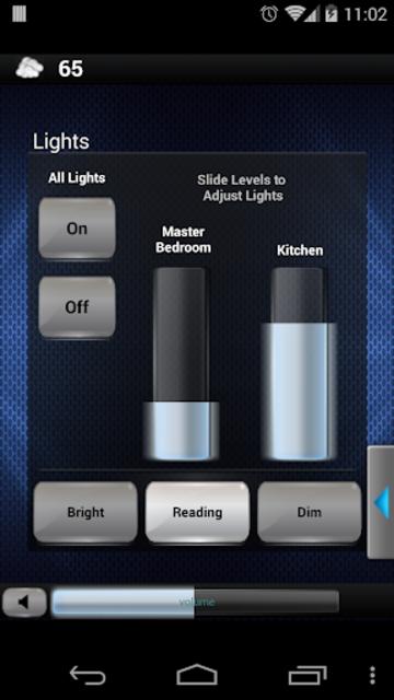 Crestron Mobile Pro screenshot 3