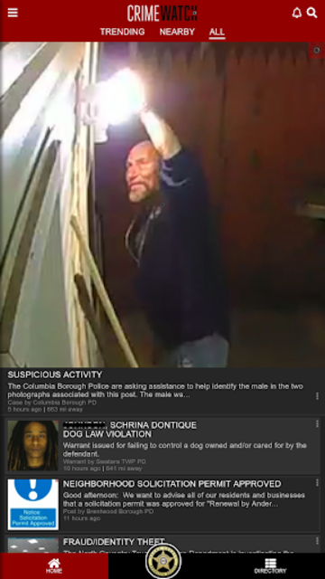 CRIMEWATCH screenshot 3