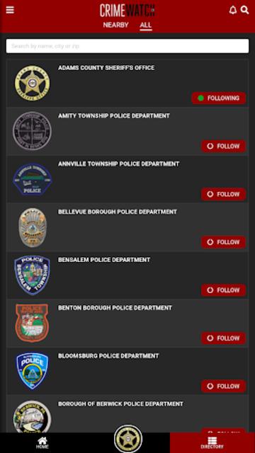 CRIMEWATCH screenshot 6