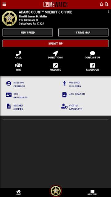 CRIMEWATCH screenshot 7