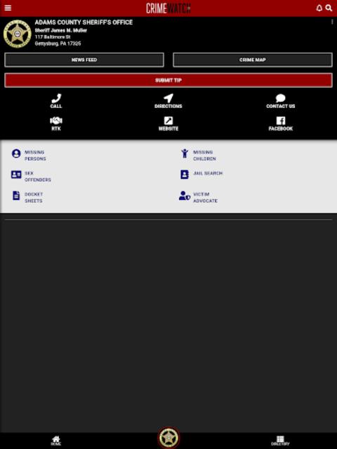 CRIMEWATCH screenshot 14