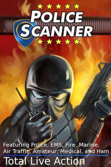 Police Scanner FREE screenshot 1