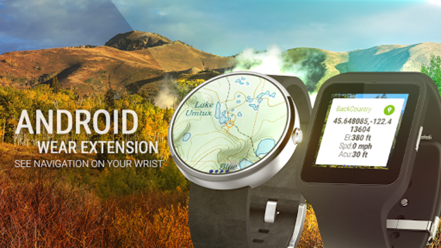BackCountry Nav Topo Maps GPS - DEMO screenshot 8
