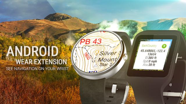 BackCountry Nav Topo Maps GPS - DEMO screenshot 24