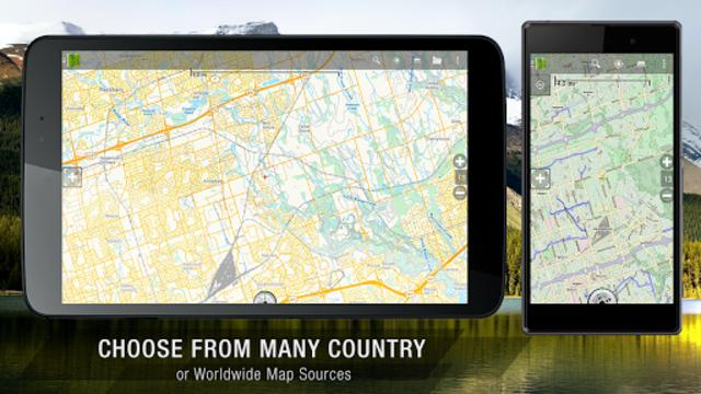 BackCountry Nav Topo Maps GPS - DEMO screenshot 11