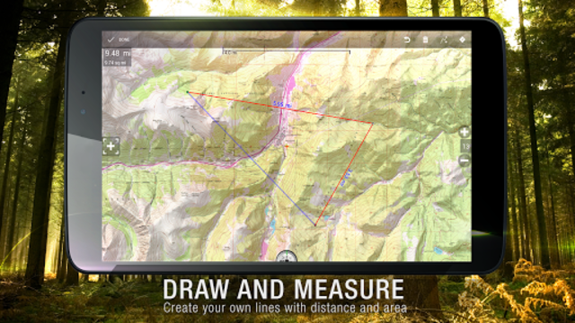 BackCountry Nav Topo Maps GPS - DEMO screenshot 15
