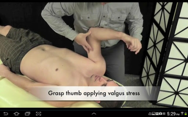 CORE-Clinical Orthopaedic Exam screenshot 11