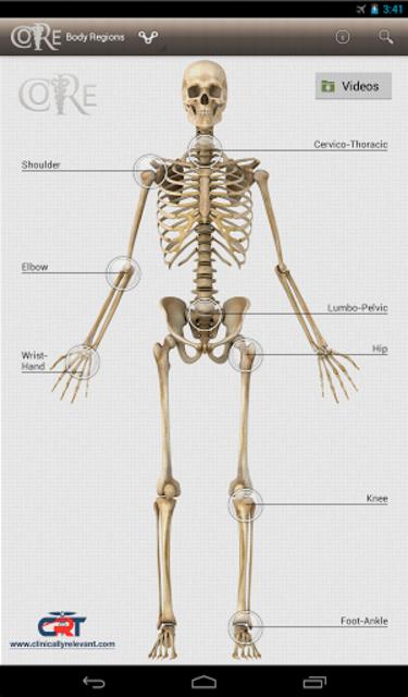 CORE-Clinical Orthopaedic Exam screenshot 12
