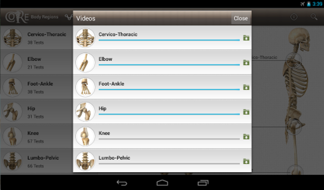 CORE-Clinical Orthopaedic Exam screenshot 13