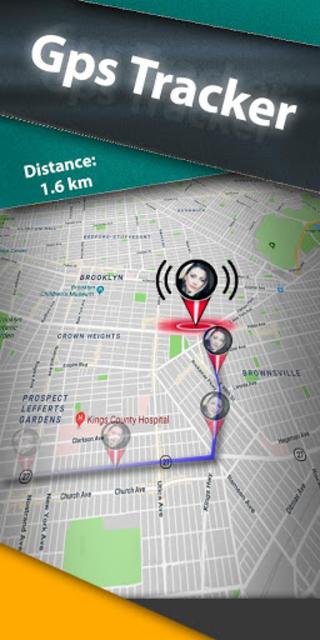 Cell Phone Location Tracker screenshot 1