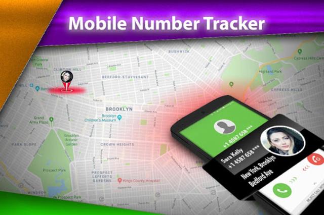 Cell Phone Location Tracker screenshot 2