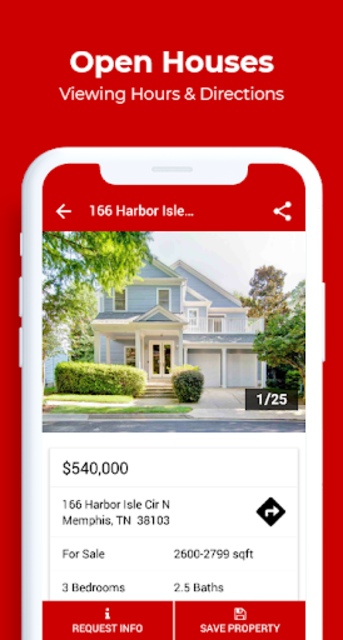 Crye-Leike Real Estate Services: Homes for Sale screenshot 3
