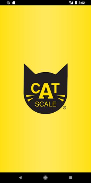 CAT Scale Locator screenshot 1