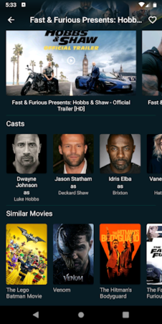 TMDB - Movies & TV Shows screenshot 3