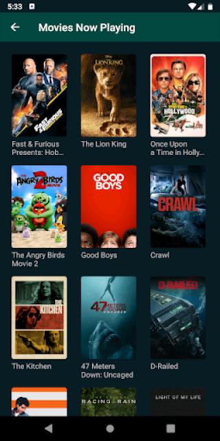 TMDB - Movies & TV Shows screenshot 4