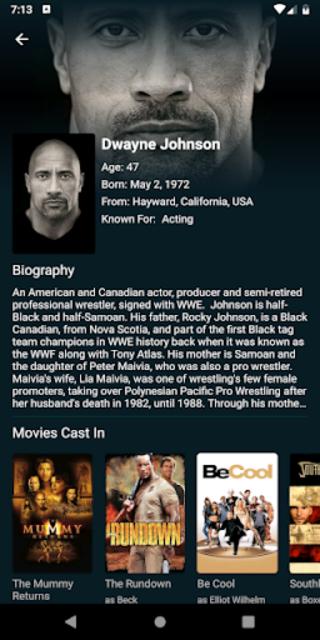 TMDB - Movies & TV Shows screenshot 5
