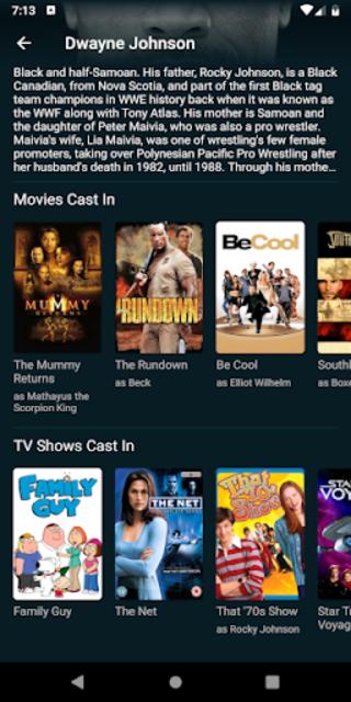 TMDB - Movies & TV Shows screenshot 6