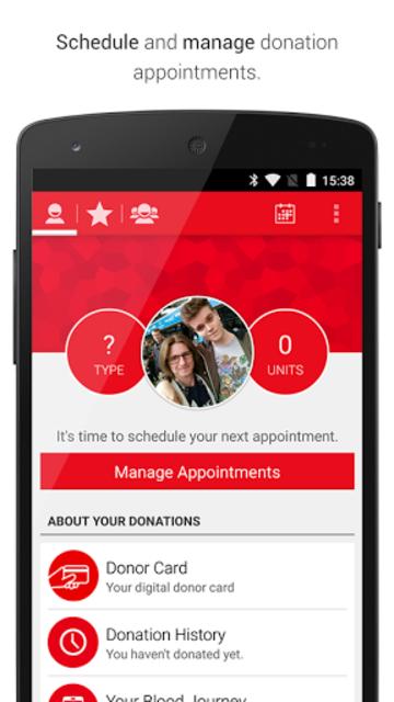 Blood Donor screenshot 2