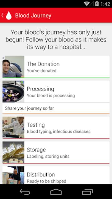 Blood Donor screenshot 5