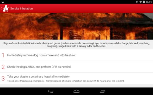 Pet First Aid - Red Cross screenshot 13