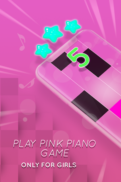 Piano Pink 2019 for Lil Nas X - Old Town Road screenshot 1