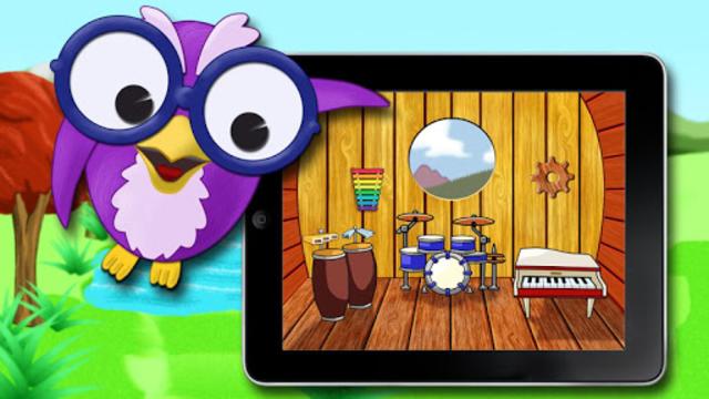 Music Instruments: Kids screenshot 1