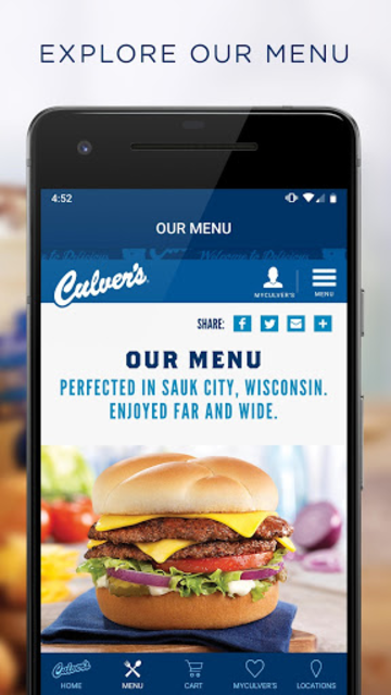 Culver's screenshot 3