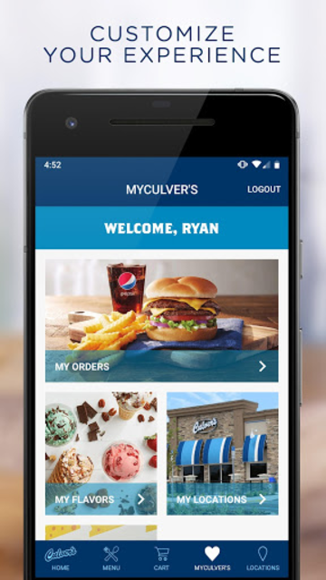 Culver's screenshot 4