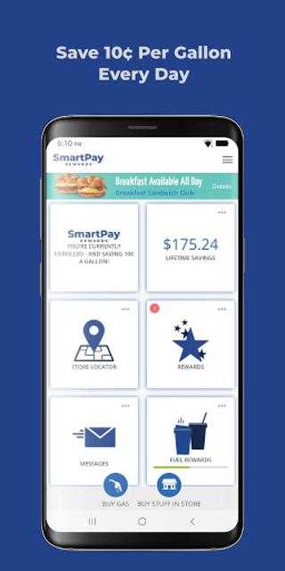 SmartPay Rewards screenshot 1