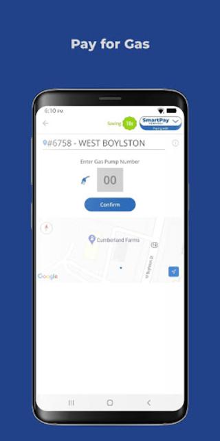 SmartPay Rewards screenshot 2