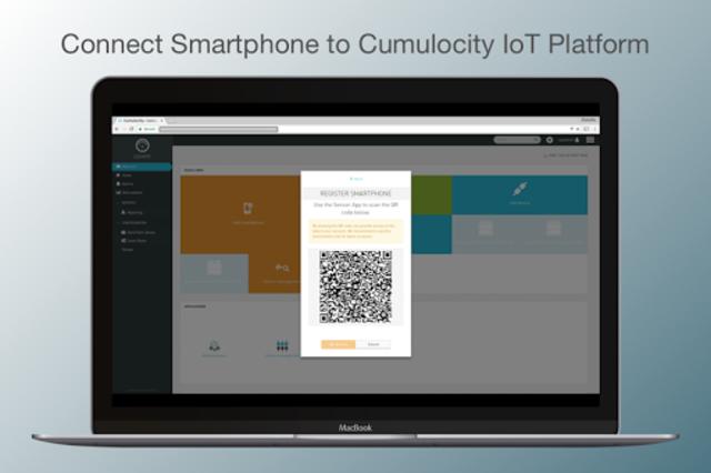 Cloud Sensor App screenshot 5