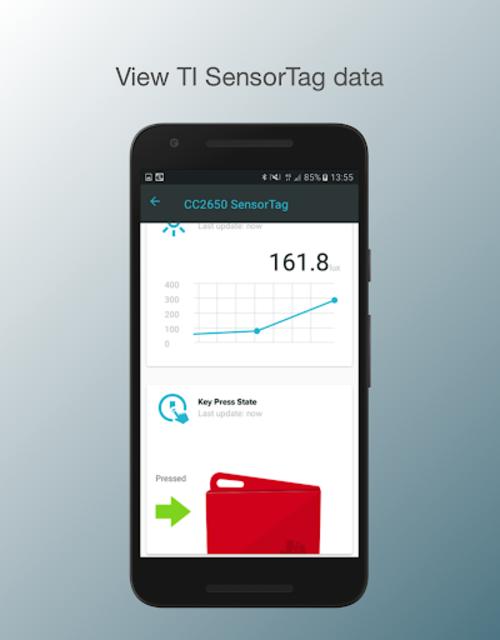 Cloud Sensor App screenshot 4