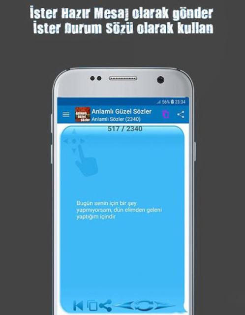 Anlamlı Güzel Sözler 2020 İNTERNETSİZ screenshot 4