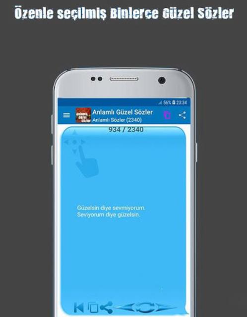 Anlamlı Güzel Sözler 2020 İNTERNETSİZ screenshot 5