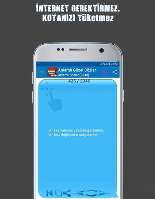 Anlamlı Güzel Sözler 2020 İNTERNETSİZ screenshot 22