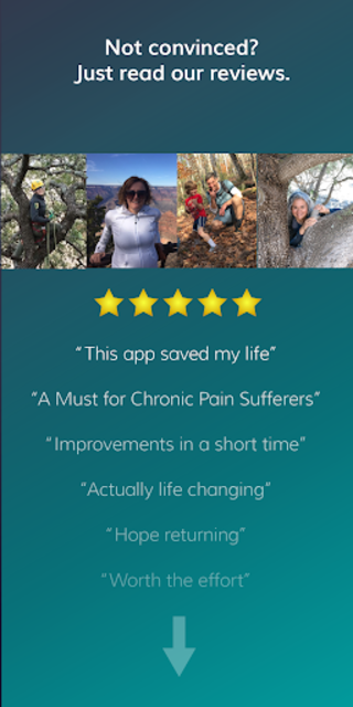 Curable: Back Pain, Migraine & Chronic Pain Relief screenshot 6