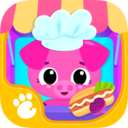 Icon for Cute & Tiny Food Trucks - Cooking with Baby Pets